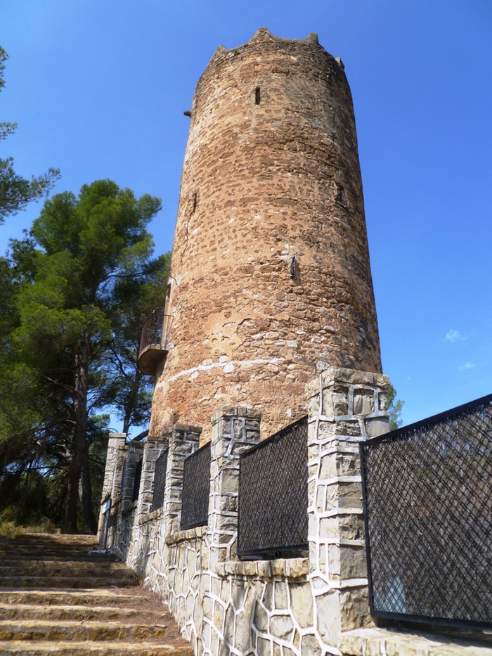 torre arabe